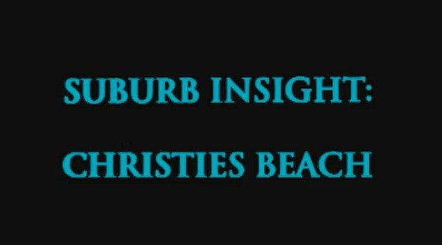 Cheap seaside suburb profile: Christies Beach, Adelaide with the Property Professor
