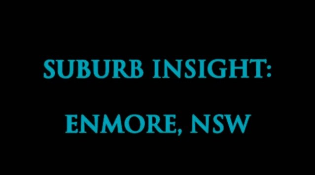 Cheap inner Sydney suburb: Enmore analyzed by the Property Professor