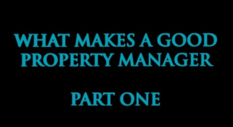 Choosing a good property manager for your investment - YIP interviews Rob Farmer