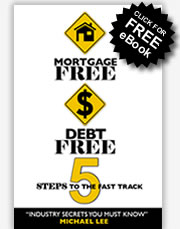 Mortgage free debt free
