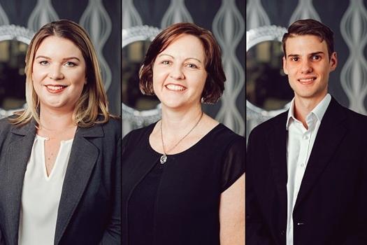 Brisbane firm elevates three to partner