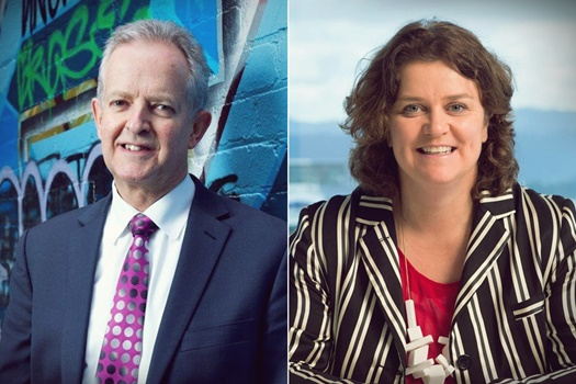 Legal eagles in the running for New Zealander of the Year