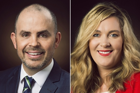 Auckland firm makes two senior appointments