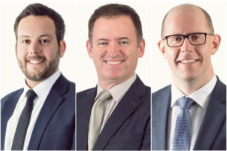 Three Australian lawyers make counsel at Clifford Chance