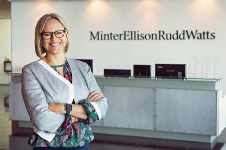 Minters names digital chief
