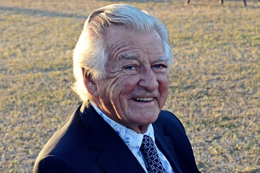 National firm pays tribute to Bob Hawke, a client since the 70s