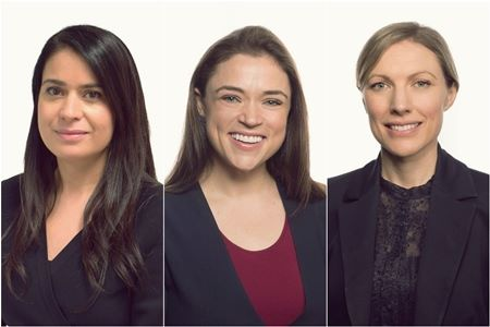 Gilchrist Connell welcomes three senior lawyers