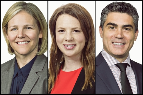 Maddocks makes 27 senior appointments