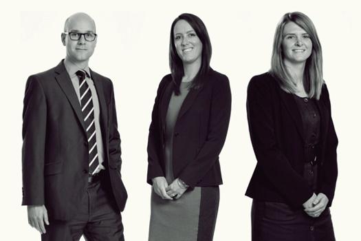 Waikato firm promotes three