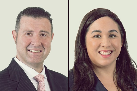 DLA Piper elevates two
