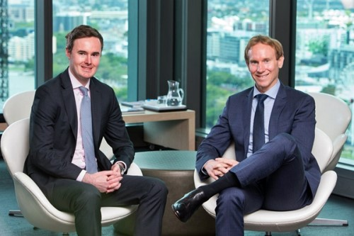 Cooper Grace Ward grows with two new hires