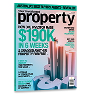 Inside the April 2018 edition of Your Investment Property magazine