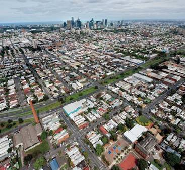Australia's number one top performing suburb