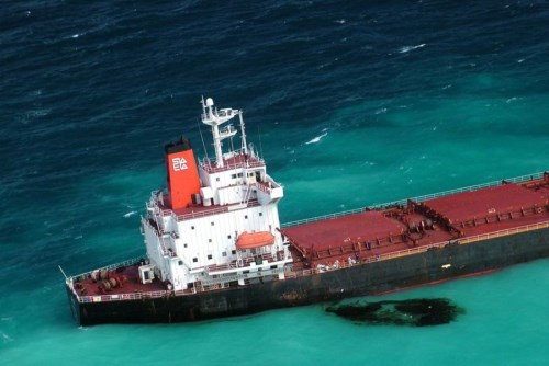 Shen Neng owners to pay $39.3m over reef spill
