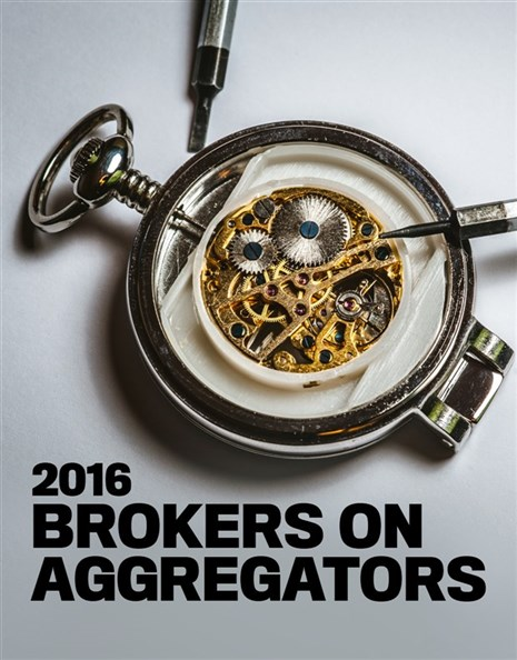 2016 Brokers on Aggregators
