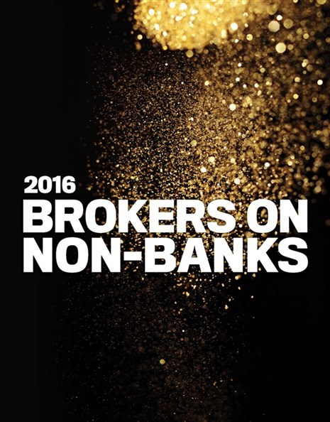 2016 Brokers on Non-banks