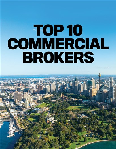 2016 Top 10 Commercial Brokers