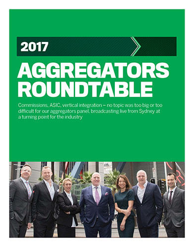 2017 Aggregators Roundtable