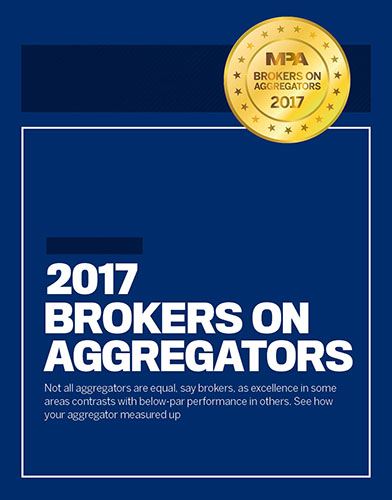2017 Brokers on Aggregators