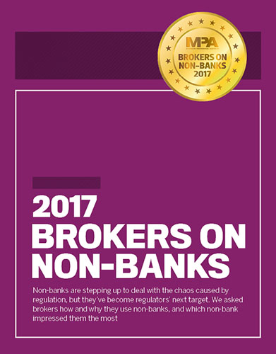 2017 Brokers on Non-banks