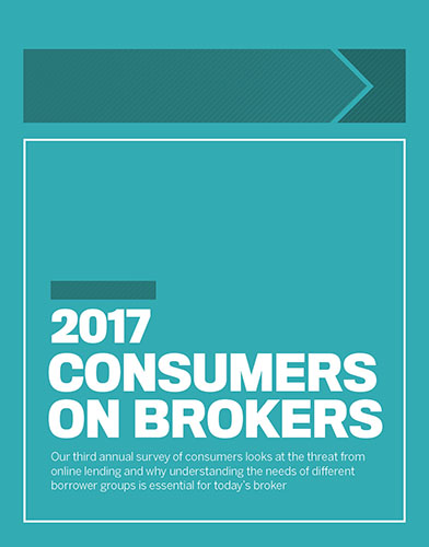 2017 Consumer on Brokers