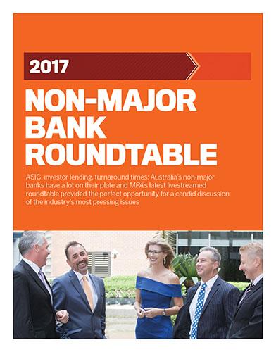 2017 Non-major Bank Roundtable