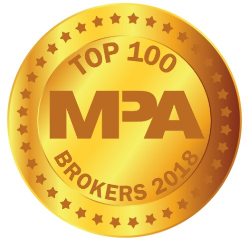Top 100 Brokers 2018