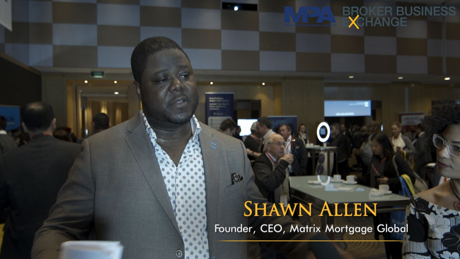 Broker Business Exchange 2019: International keynote Shawn Allen shares his insights