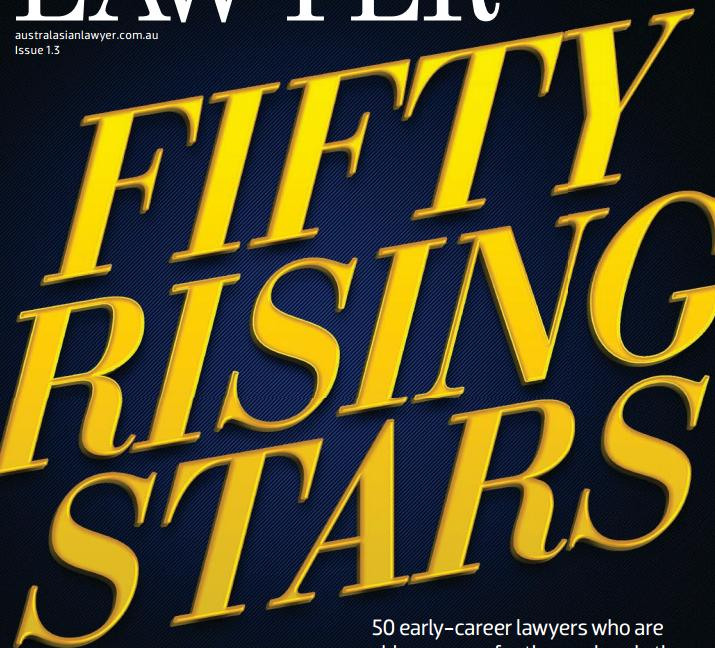 Australasian Lawyer - Fifty Rising Stars