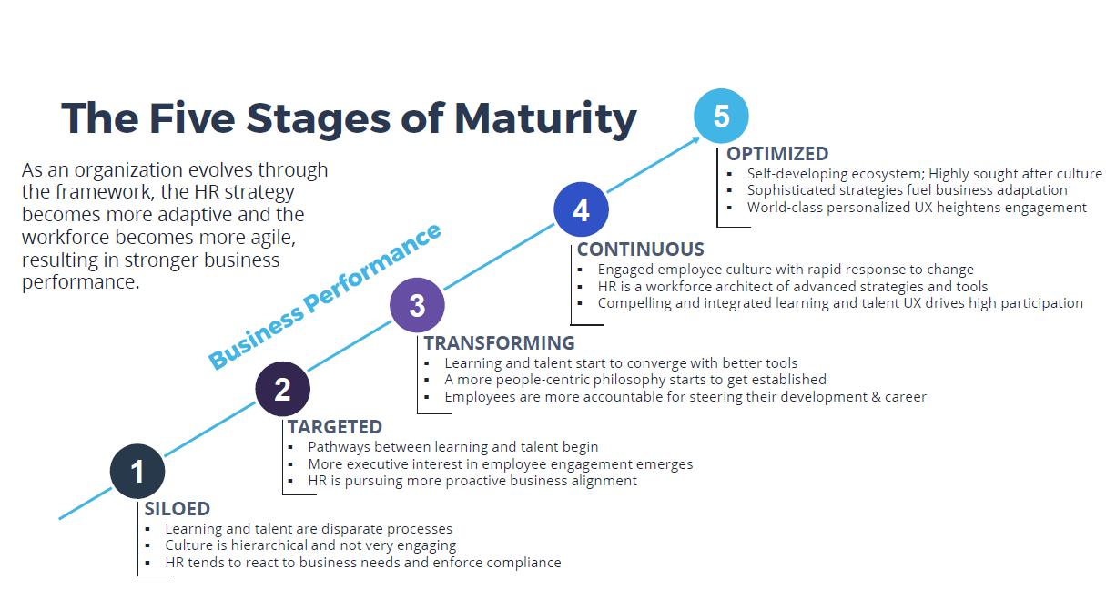 leading charity makes an impact l d o said that while organisations would like to be at stage 3 they are really between 2 and 3 to move beyond 2 requires the core to be right so we are