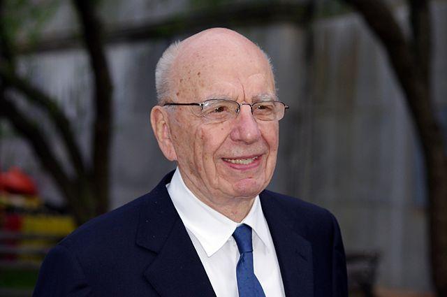 Rupert Murdoch to replace shamed CEO at Fox News