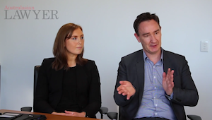 Partnering in pro bono