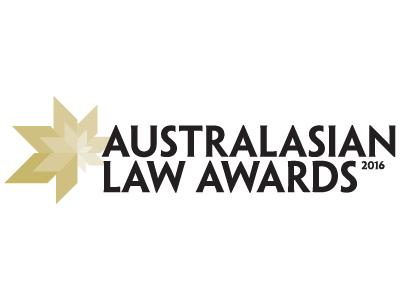 Australasian Law Awards: winners revealed