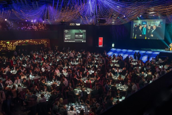 Mortgage industry celebrates night of nights