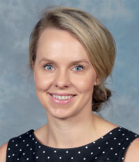 Anna Cross, Deputy principal, middle school, Haileybury