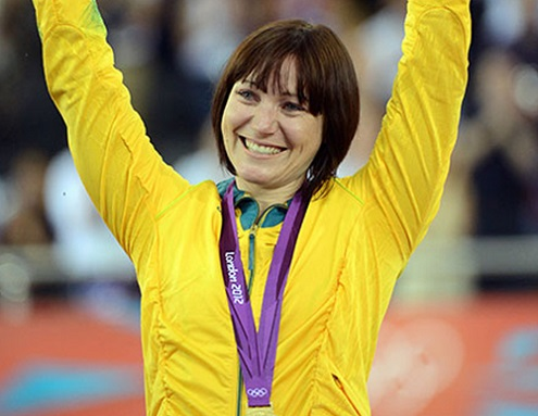 Olympic champ Anna Meares to headline HR Summit