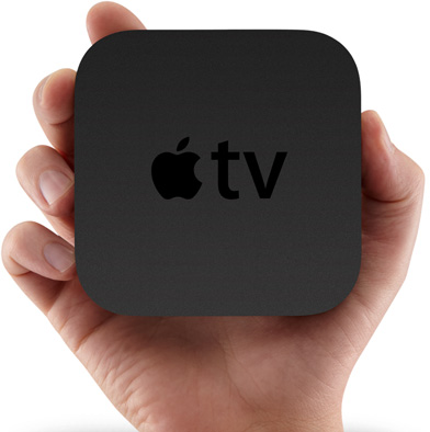 And the winner of a new Apple TV is…