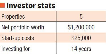 Armstrong's Investor Stats