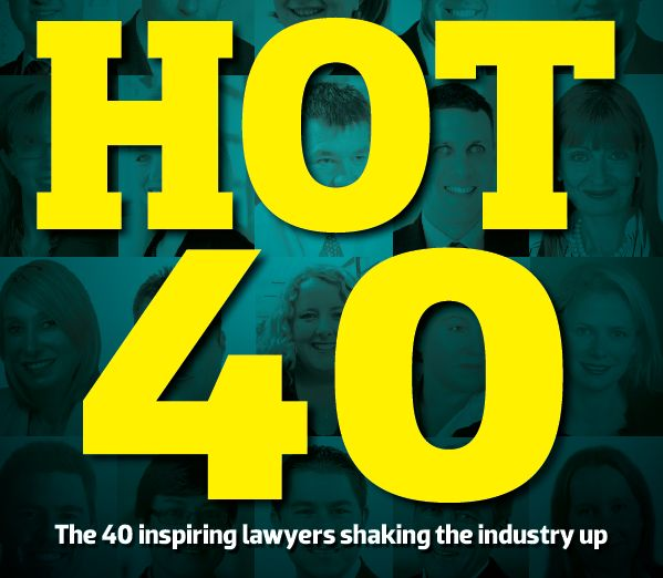 Australasian Lawyer's Hot 40 for 2014