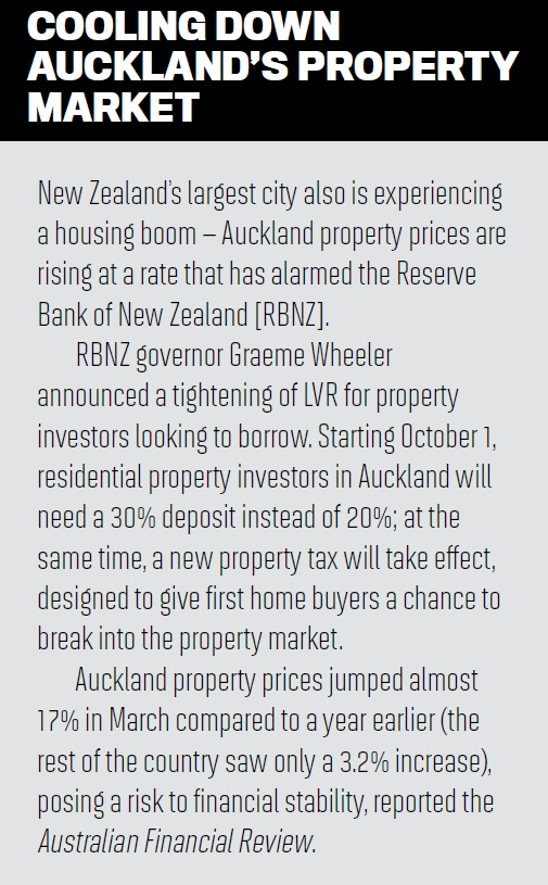Cooling Down Auckland's Property Market