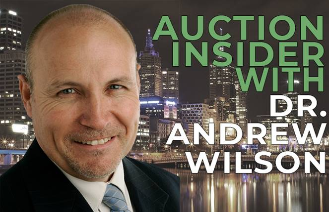 Auction Insider: Markets bounce back