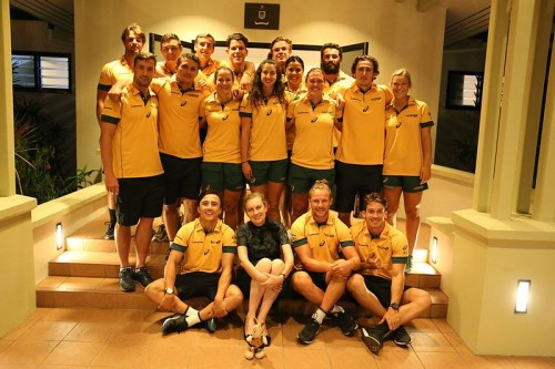 Aon supports Australian women's rugby