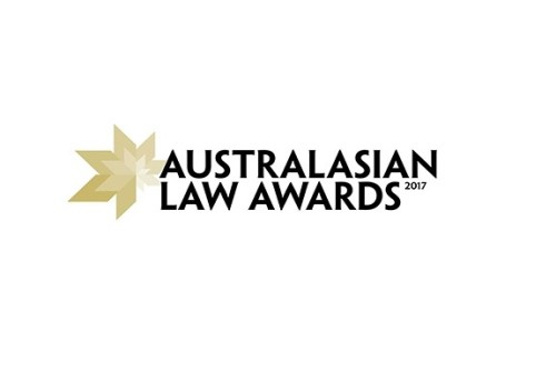 Finalists revealed for Australasian Law Awards