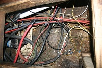 Example of wiring issues