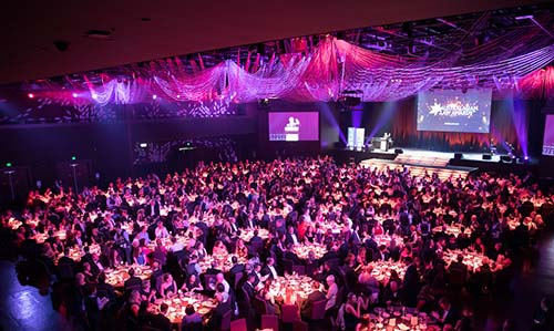 Record crowd attends 2017 Australasian Law Awards
