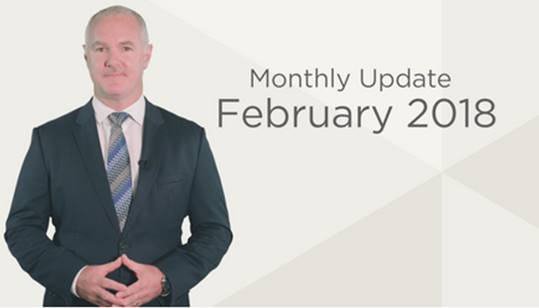 National Housing Market Update | Feb 2018
