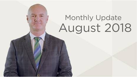 August 2018 | Housing Market Update