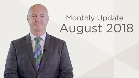 August 2018 | Housing Market Update