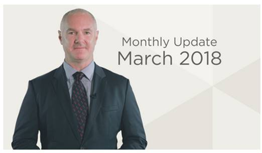 National Housing Market Update | March 2018