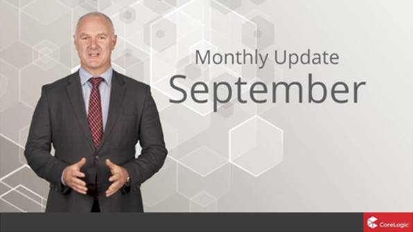 National Housing Market Update | Sept 2017